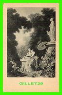 ARTS PEINTURE - LOVE LETTERS PAR JEAN HONORÉ FRAGONARD 1772-1806 - THE FRICK COLLECTION, NEW YORK - - Peintures & Tableaux