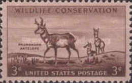 USED STAMPS United-States - Humane Treatment Of Animals  -1956 - United States