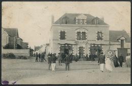 Piriac - Hôtel De La Plage - A. Lebeau - Voir 2 Scans - Piriac Sur Mer
