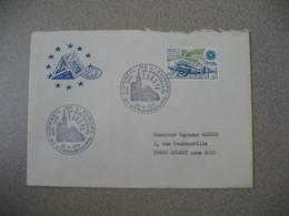 Lettre 1979  -  Conseil De L'Europe  30 è Anniversaire Europa - Strasbourg Pour Aulnay - 1961-....