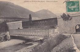 05 / ASPRES SUR BUECH / PONTS SUR LE BUECH / CIRC 1911 - Autres Communes