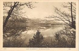 32075. Postal ANNECY (Haute Savoie), Lac Et Vue De La PUYA - Annecy