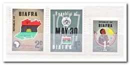 Biafra 1968, Postfris MNH, Declaration Of Independence - Nigeria (1961-...)