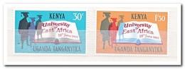 Oost Afrikaanse Gemeenschap 1963, Postfris MNH, Foundation Of The East African University - Postzegels