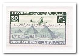 Egypte 1946, Postfris MNH, International Air Navigation Congress - Egypte