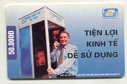 TK 00617 VIETNAM - Chip 10/2005 - Vietnam