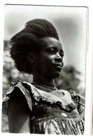 Carte Photo Circulée - Congo Belge - Femme - Pr. De Stanleyville - Circulée - 2 Scans - Congo Belge - Autres