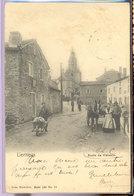 Cpa Lierneux  1905 - Lierneux