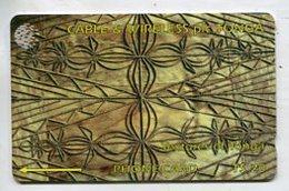 TK 00633 TONGA - 228CTGB.../B Textures Of Tonga - Tonga