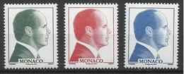 MONACO  N°  2561 à 2563 Neufs De 2006 - Mónaco