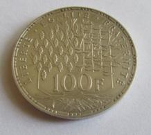 France - Monnaie 100 Francs Panthéon 1982 En Argent - SUP - Achat Immédiat - France