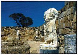 1 AK Zypern * Remains Of The Baths - Überreste Der Thermen Auf Zypern * - Zypern