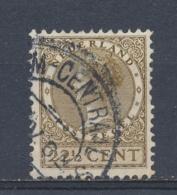 Nederland/Netherlands/Pays Bas/Niederlande/Paesi Bassi 1926 Mi: 186 Yt: 180a Nvph: 190 (Gebr/used/obl/o)(4310) - 1891-1948 (Wilhelmine)