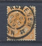 Nederland/Netherlands/Pays Bas/Niederlande/Paesi Bassi 1891 Mi: 53A Yt: 49 Nvph: 56 (Gebr/used/obl/o)(4312) - Gebruikt