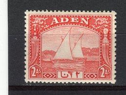 ADEN - Y&T N° 4* - Boutres - Aden (1854-1963)