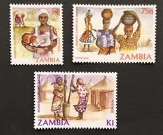 Zambia 1981-83 Deft. - Zambia (1965-...)