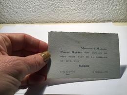 Carte De Visite Brest - Visiting Cards