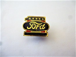PINS AUTOMOBILE FORD LE LOGO / 33NAT - Ford
