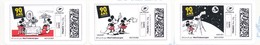 FRANCE MICKEY Vintage 90 Ans 12 étiquettes  Autoadhésives Neuves** MonTimbrenligne. Cinéma, Film, Movie. - 2010-... Vignettes Illustrées