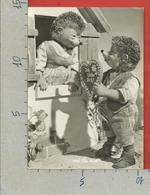CARTOLINA VG GERMANIA - MECKI - Ich Liebe Dich ! - Und Du Mich ? - 10 X 15 - ANN. 1961 - Mecki
