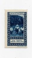 Erinnophilie Vignette Sainte-Enfance Siam Bangkok Soeurs Ursulines - Siam