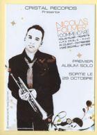 NICOLAS FOLMER / Premier Album Solo / Musique Et Musiciens - Musique Et Musiciens