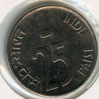 Inde India 25 Paise 1998 (n) UNC KM 54 - Inde