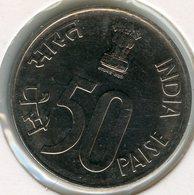 Inde India 50 Paise 1989 (n) UNC KM 69 - Inde