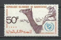 """Mauritanie Aerien YT 88 (PA 88) """" Tourisme """" 1969 Neuf** - Mauritanie (1960-...)"""