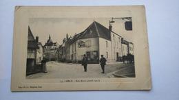 Carte Postale (  P4 ) Ancienne De Gray , Rue Mavia - Gray