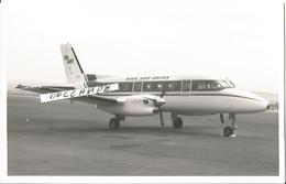 PHOTO AVION BEECHCRAFT  A IDENTIFIER SILVER STATE AIRLINES    13X8CM - 1946-....: Era Moderna