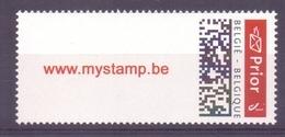 Belgie - 2019 - **  Www. Mystamp.be ** Adhesif - Neufs