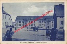 Caserne Et Cinéma - Elsenborn (Kamp) - Elsenborn (Kamp)