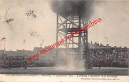 Fête Patriotique Des Pompiers - Berchem - 10 Septembre 1905 - Antwerpen - Antwerpen
