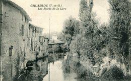 CAUSSADE - LES BORDS De La LEZE - - Caussade