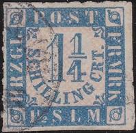 Schleswig-Holstein      .   Michel   7     .        O     .    Gebraucht     .   /   .   Cancelled - Schleswig-Holstein