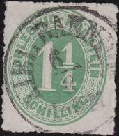Schleswig-Holstein      .   Michel   4      .        O     .    Gebraucht     .   /   .   Cancelled - Schleswig-Holstein