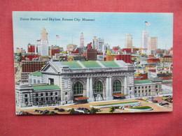 Union Train Station Kansas City – Missouri  > Ref 3234 - Kansas City – Missouri