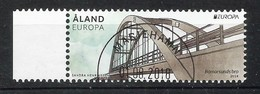 Äland  2018 , EUROPA CEPT Brücken - Gestempelt / Used / (o) - 2018