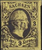 Sachsen       .   Michel   6        .      O     .    Gebraucht     .   /   .   Cancelled - Sachsen