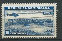 Republique Dominicaine    - Aérien  - Yvert N°  24 Oblitéré   -  Po 62120 - Dominicaine (République)
