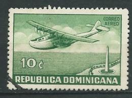 Republique Dominicaine    - Aérien  - Yvert N°  37 Oblitéré   -  Po 62121 - Dominicaine (République)