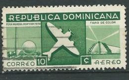 Republique Dominicaine    - Aérien  - Yvert N°  38 Oblitéré   -  Po 62122 - Dominicaine (République)