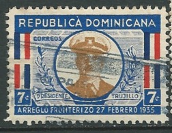 Republique Dominicaine      - Yvert N°  276 Oblitéré   -  Po 62123 - Dominicaine (République)