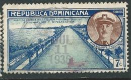 Republique Dominicaine      - Yvert N°  299 Oblitéré   -  Po 62124 - Dominicaine (République)