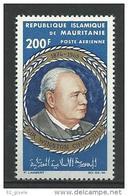 "Mauritanie Aerien YT 47 (PA) "" W. Churchill "" 1965 Neuf** - Mauritanie (1960-...)"