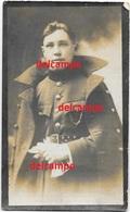 OORLOG GUERRE Cyriel De Messemaeker Lokeren Soldaat Gesneuveld Te Willemstad Mei 1940 Pensaert Doodsprentje - Images Religieuses