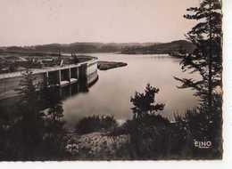 43  Barrage De LA VALETTE Le Lignon En Amont Du Barrage Et Les Bois De La Chazotte - France