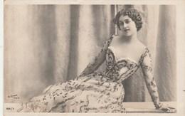 Artiste Femme CAVALIERI - Photo Reutlinger - éditions SIP 188/6 - Artistes