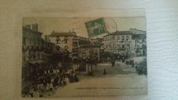 B4/ST-GENEST-MALIFAUX- Congrès Eucharistique 3.4.et 5 Septembre 1909 - Altri Comuni